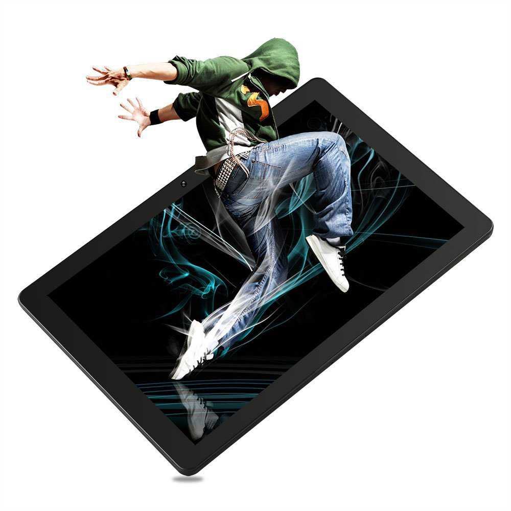 Dragon Touch X10 2GB RAM 16GB Nand Flash Android 7.0 Tablet,10.1 inch Quad Core 800x1280 IPS Display Android Tablet with Bluetooth and Micro HDMI GMS Certified